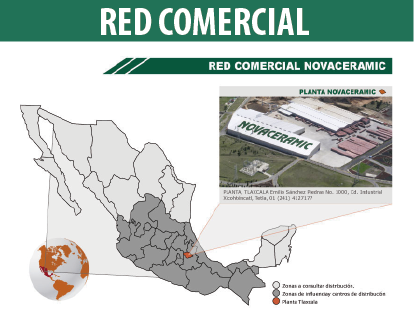 Red comercial